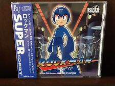 New Rockman for PC Engine Turbografx Turbo DUO