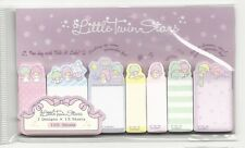 Sanrio Little Twin Stars Sticky Notes Tabs Japan