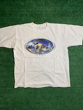 Vintage 90s Extreme Sports Aruba Graphic T Shirt Men's Skateboarding size XL