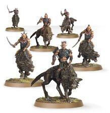 Hunter Orcos ON FELL WARGS - El Hobbit Estrategia Juego de batalla -games