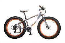 """26"""" Wheel Mountain Bike Fat Tyre 24 Gears Bike Cruiser Bicycle Cycling"""