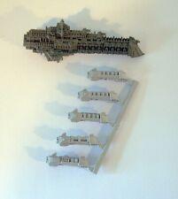 Battle Fleet Gothic Imperial Navy Transport x5