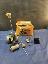 Vintage Mamod SR1A Steam Engine Steam Roller w/ Original Box