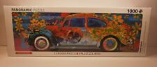 Eurographics Puzzles Beetle Splash 6010-5441 1000 Pieces New NIB Volkswagen