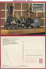 ITALIA MAXIMUM MAXI CARD MODELLISMO CIRCOLO ENEL DERU M=1:4 1985 TORINO B554