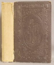 Antique THE OLD RED SANDSTONE Hugh Miller NEW WALKS IN AN OLD FIELD Color Plate
