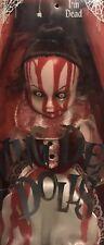 New Living Dead Dolls Series 15 Bloody Bathory 10 Inch Tall Regular Variant MINT