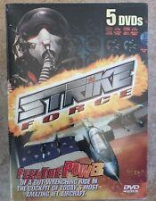 Strike Force - 5 Pack (DVD, 1999, 5-Disc Set)