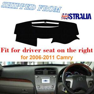 RHD Dashboard Dash Mat Dash Cover NoN-Slip For Toyota Camry 2006-2011