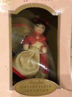 Mini Porcelain Doll-Little Snow White-Storytime Kids-European Style-Poseable-MIB