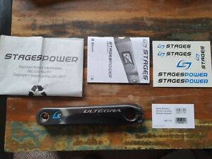 Stages Power Meter - Shimano Ultegra 6800 172.5mm