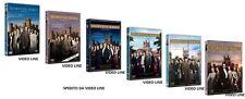 Dvd DOWNTON ABBEY - Stagioni 1-6 (Box 24 DVD) .......NUOVO