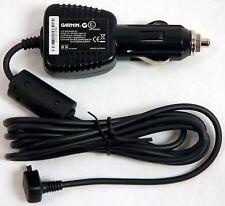 NEW GENUINE Garmin Nuvi GPS Mini-USB Car Charger adapter 1480C 1490T 2250LT 3750