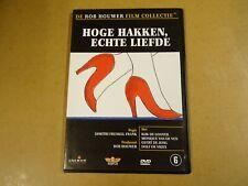 DVD / HOGE HAKKEN, ECHTE LIEFDE ( ROB HOUWER, MONIQUE VAN DE VEN... )