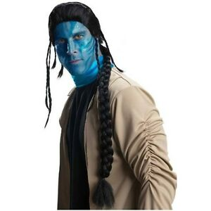 Perruque Avatar Jake Sully cinema spectacle theatre deguisement costume