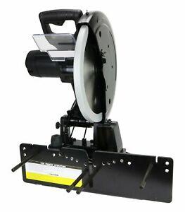 "Toledo Hydraulic Hose Cut Off Saw 14"" 4.5 HP 115V 3500 RPM cuts up to 2"" 6 wire"