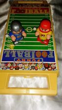 VINTAGE 1981 TOMY FUNNY FOOTBALL WIND UP TOY GAME