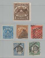 Chile revenue stamp Fiscal - 5-24-20