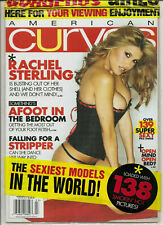 New Back Issue Swimsuit Lingerie Magazines American Curves Smooth Maxim $5-$15