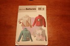 Butterick Pattern 4346 Top and Scarf lg xlg