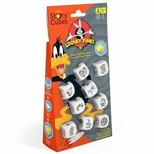 Looney Tunes Rory's Story Cubes - featuring Daffy, Taz, Wile E Coyote. Dice Game