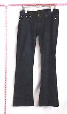 Bebe Dark Boot Cut Jeans Sz 30 Inseam 32 # 2541 Batch 80