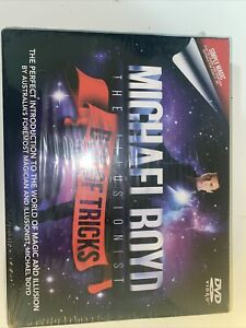 michael boyd the illusionist box of tricks Dvd Set Free Shipping In Aus