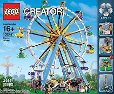 LEGO Creator Ferris Wheel 10247 New Sealed Set