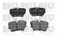 Brake Pads Set fits RENAULT TRAFIC Mk2 1.9D Rear 2001 on QH 7701050918 Quality