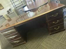 Beautiful Vintage Wooden Desk