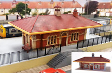 Gaugemaster GM430 Mortimer GWR Station Kit OO Gauge