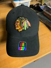 Chicago Blackhawks NHL Reebok Hat/Cap - Size L/XL