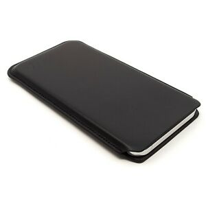 Apple iPhone 12 Mini Sleeve Case Pouch 5.4 - Leather - Made in UK by CushCase