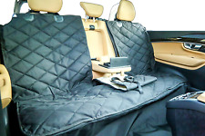 Plush Paws Products Dog Car Seat Cover With Center Console Access And Detachable