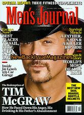 Men's Journal 11/09,Tim McGraw,Jay Leno,November 2009,NEW