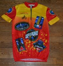 Experience Plus Bicycle Tour Cycling Jersey Denmark Spain Italy Giessegi Small