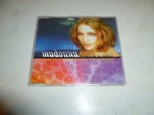 MADONNA - Beautiful Stranger - 1999 German pressed UK Issue 3-track CD