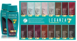 Leganza Hair Conditioner Coloring No Ammonia Organic Natural Oils 150 ml