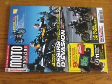 $$$ Revue Moto Magazine N°275 PantalonsKawasaki Z 750 RFemmesTriumph Tiger