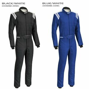 Sparco Conquest R506 2 Layer Rally Race Suit Fireproof NOMEX FIA Approved R-506