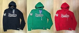 Polo Ralph Lauren NY Yankees Fleece Hooded Sweatshirt Limited Edition