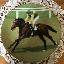 ROYAL DOULTON NIJINSKY LARGE PLATE COLLECTOR'S GALLERY LTD EDITION BOXED