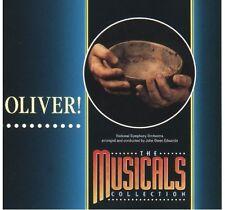 OLIVER - CD (1995) JOSEPHINE BARSTOW, JULIAN FORSYTHE / JOHN OWEN EDWARDS