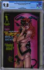 TAROT: WITCH OF THE BLACK ROSE #30 (2005   BROADSWORD) CGC 9.8 - WHITE Pages