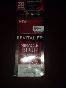 L'Oreal Revitalift Miracle Blur With SPF 30
