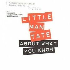 (CC451) Little Man Tate, About What You Know - 2006 DJ CD