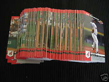 2008 UD DOCUMENTARY CLEVELAND INDIANS STARTER SET (100)
