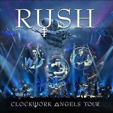 Clockwork Angels Tour [Digipak] by Rush (CD, Nov-2013, 3 Discs, Roadrunner...