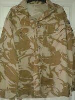 British Army Issue Soldier 95 Desert DPM Lightweight Combat Shirt/jacket 170/96