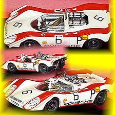 PORSCHE 908/2 Nürburgring 1969 Attwood Lind # 6P 1:43 BEST